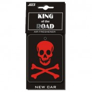 Skull Red Doft - King of the Road