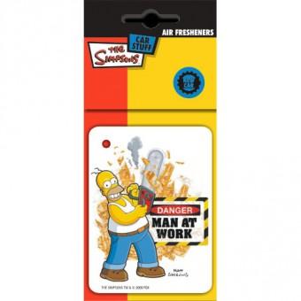 Simpsons - Homer Man at Work