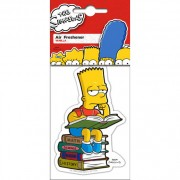 Simpsons - Bart Reading